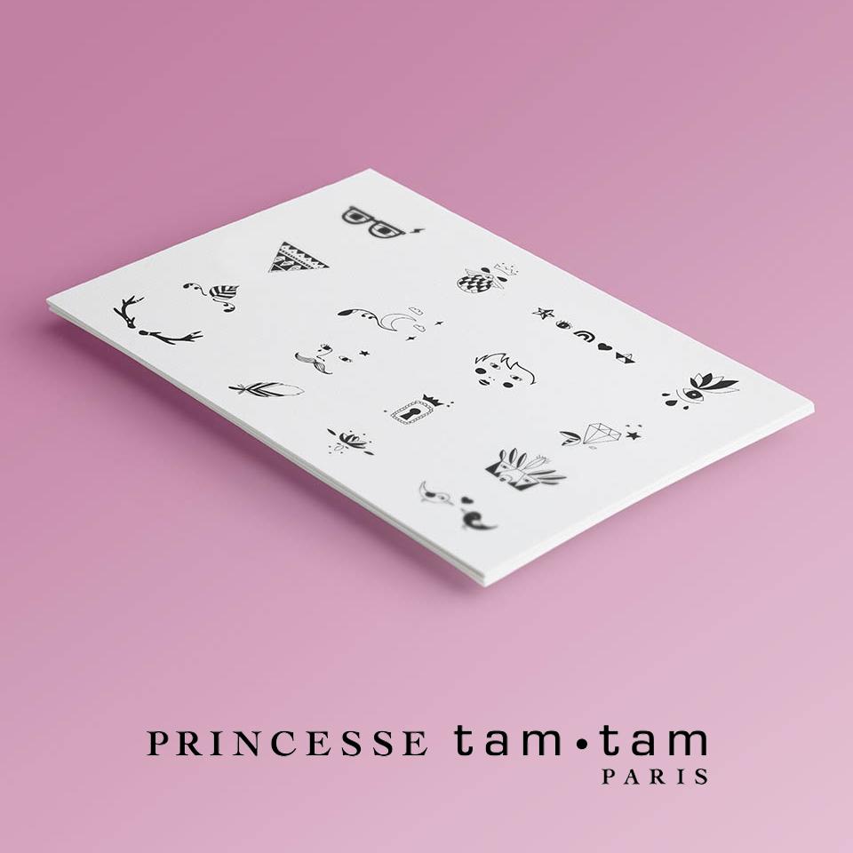 PRINCESS TAM•TAM