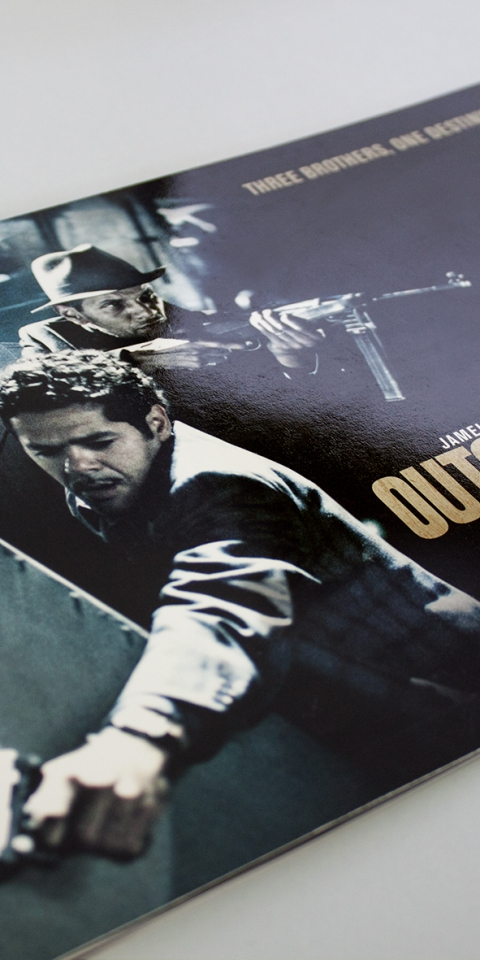 CANAL + / Outside The Law DP