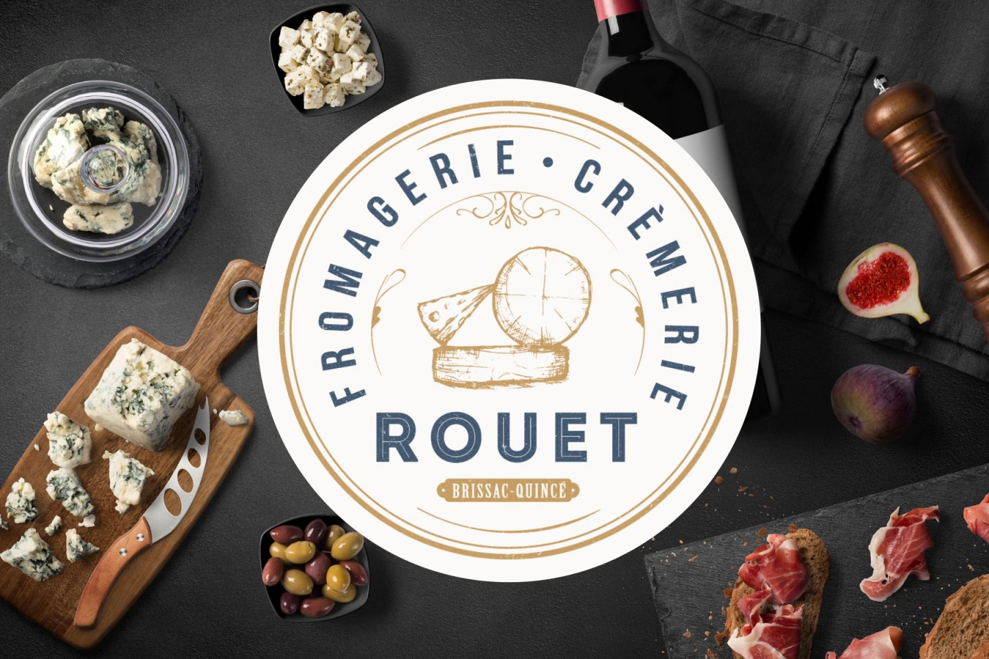 Fromagerie-Crèmerie ROUET